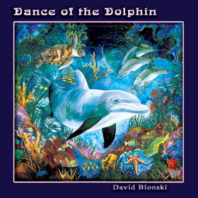 Dance of the Dolphin - CD