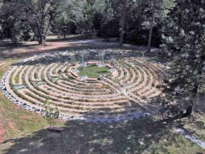 The Abode of Peace Community Labyrinth