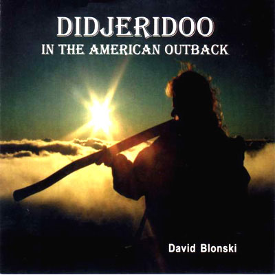 Didjeridoo in the American Outback - CD