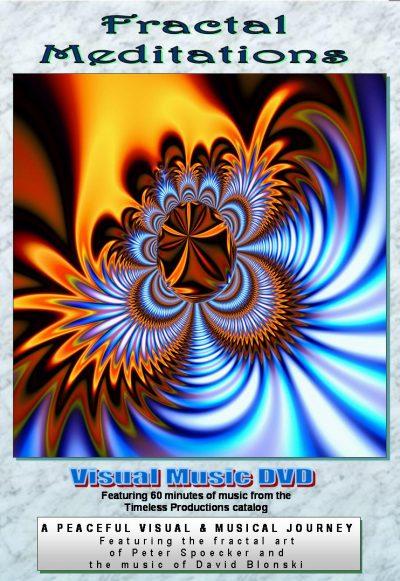 Fractal Meditations - Visual Music DVD