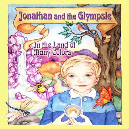 Johnathan and the Glympsle - CD