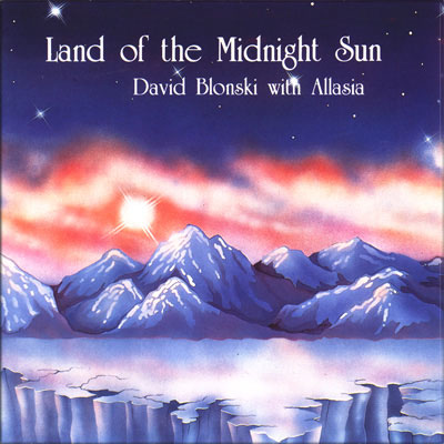 Land of the Midnight Sun - CD