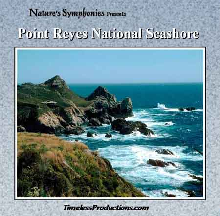 Point Reyes National Seashore - CD