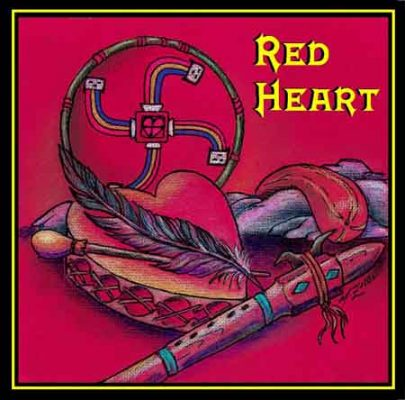 Songs of the Red Heart - CD