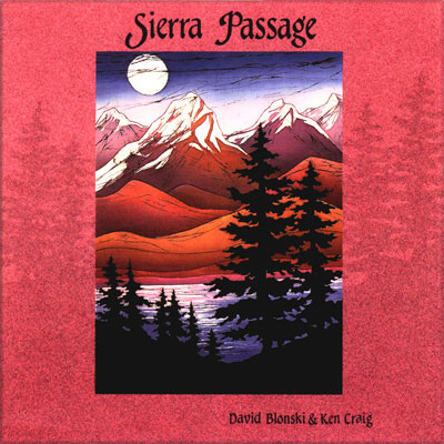 Sierra Passage - CD