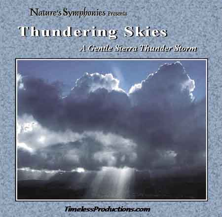 Thundering Skies - CD