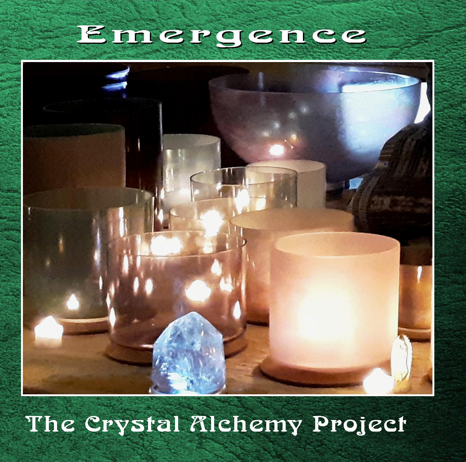 Emergence by the Crystal Alchemy Project